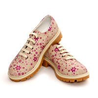 Lovely Flower Oxford Shoes TMK6505
