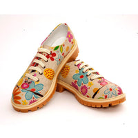 Sweet Owl Oxford Shoes TMK6509