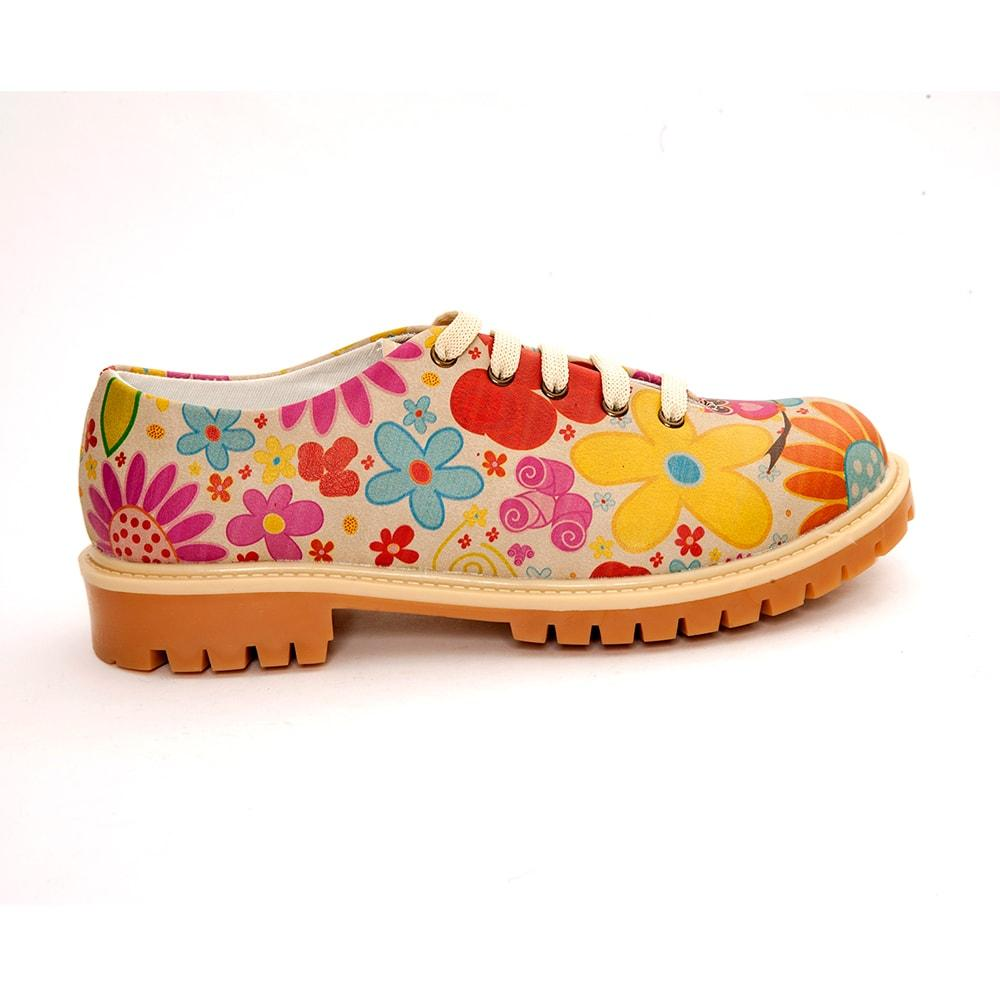 GOBY Sweet Owl Oxford Shoes TMK6509