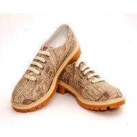 Street Oxford Shoes TMK6510 (1405817684064)