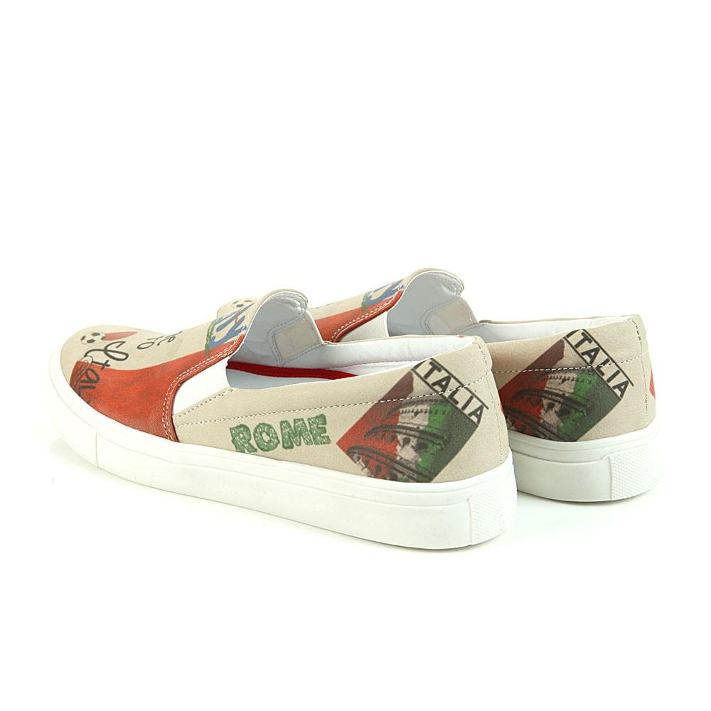 GOBY Italy Slip on Sneakers Shoes VN4017