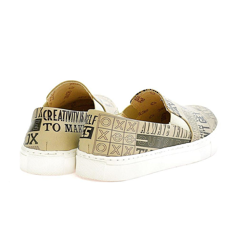 Love Slip on Sneakers Shoes VN4020