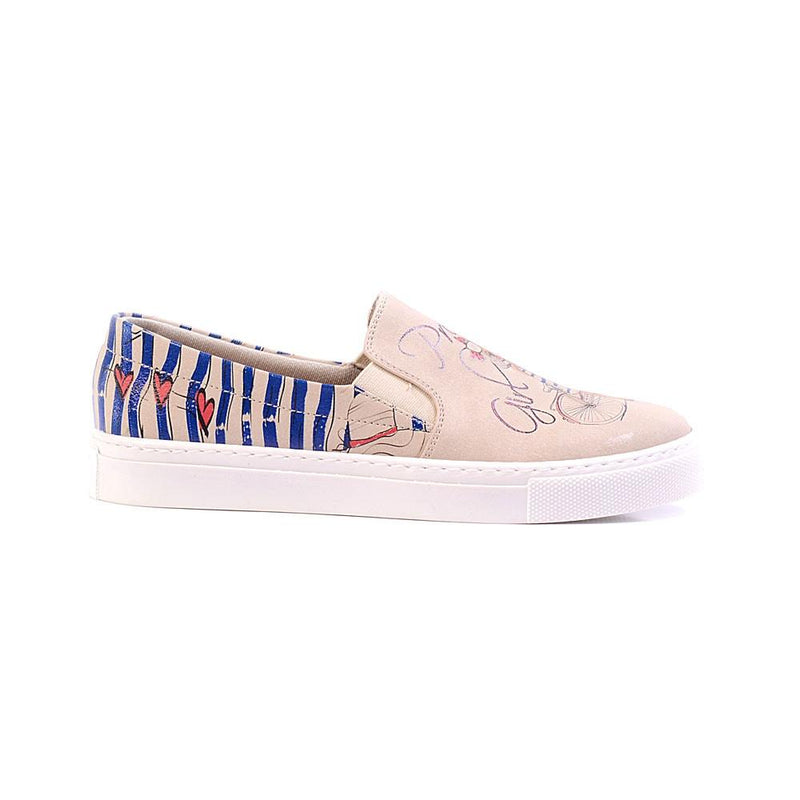 Pretty Slip on Sneakers Shoes VN4025