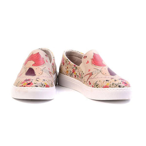 Cute Couple Slip on Sneakers Shoes VN4026 - Goby GOBY Slip on Sneakers Shoes