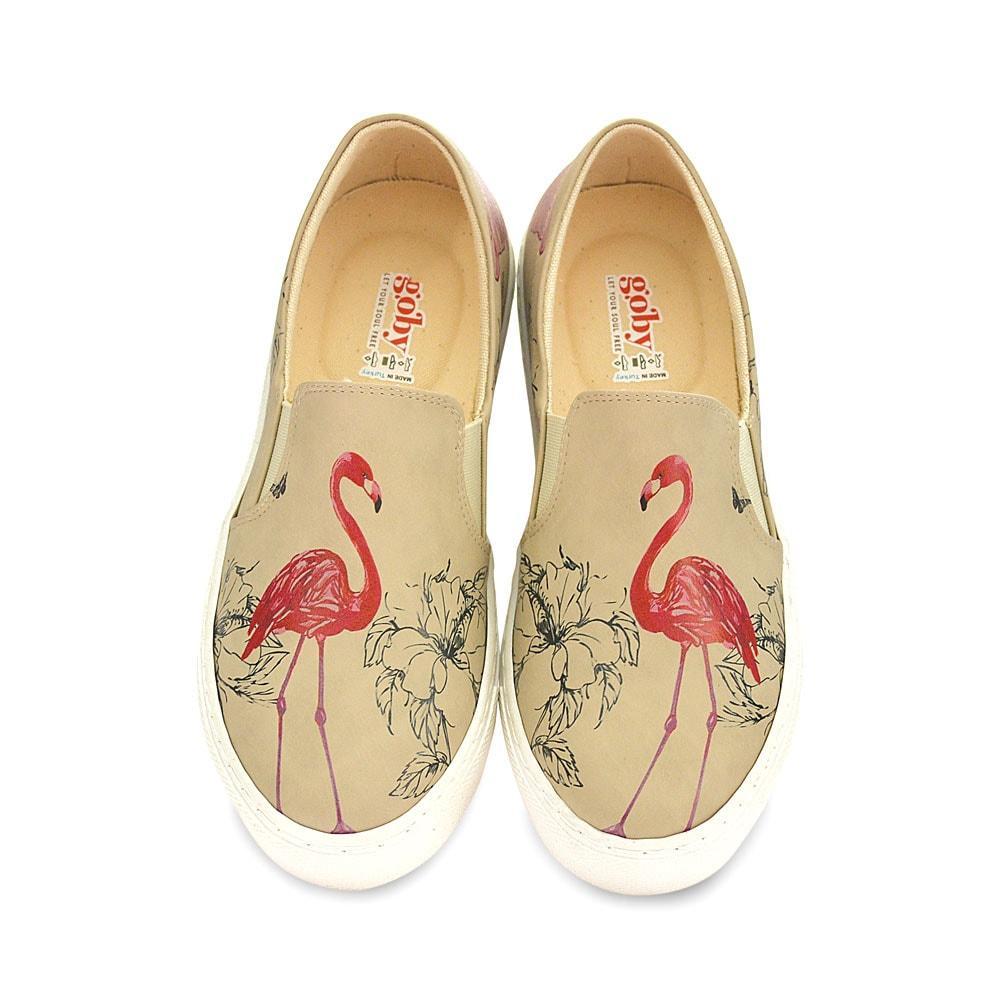 Goby Flamingo Sneakers Shop – Shoes Vn4030 Slip On 6w4r06