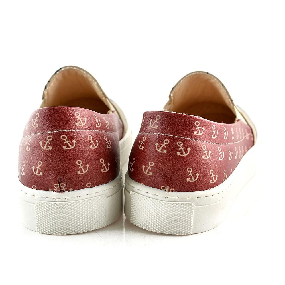 GOBY Photographer Girl Slip on Sneakers Shoes VN4040