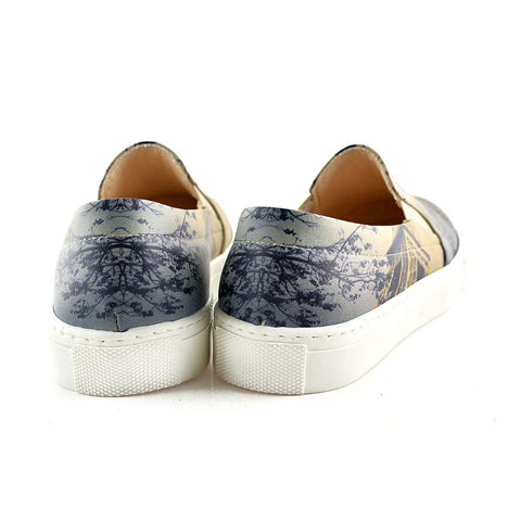 Bonjour Paris Slip on Sneakers Shoes VN4042, Goby, GOBY Slip on Sneakers Shoes