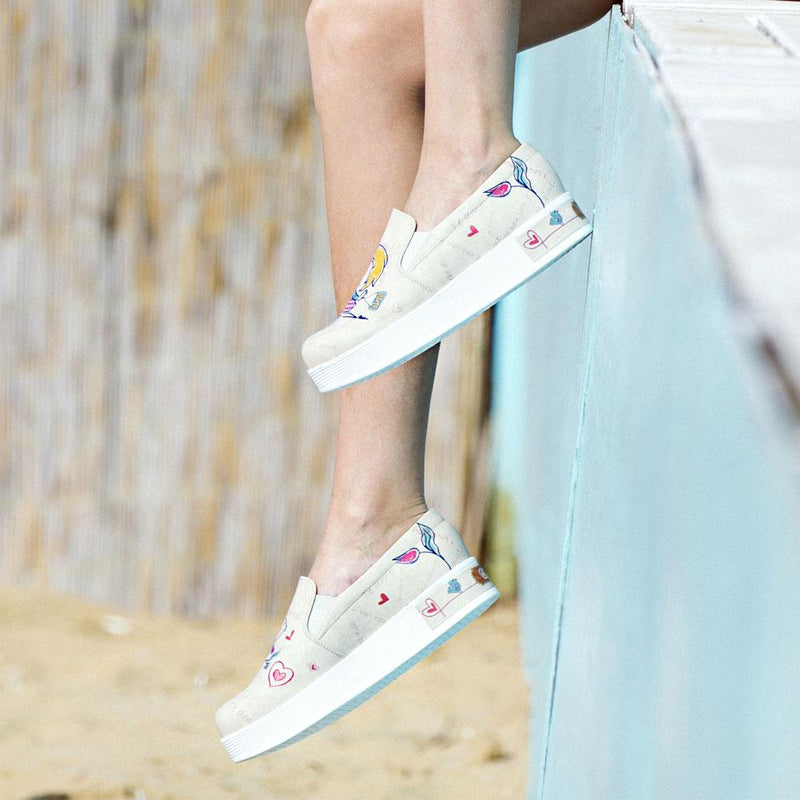 Je Taime Slip on Sneakers Shoes VN4203 (506279886880)