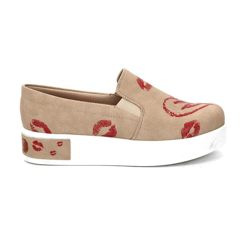 Love Slip on Sneakers Shoes VN4216 (506280378400)