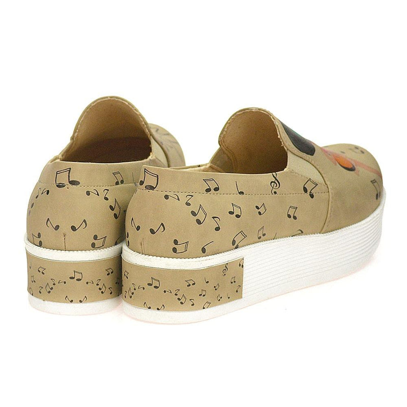 Enjoy the Little Things Slip on Sneakers Shoes VN4223 (506280509472)