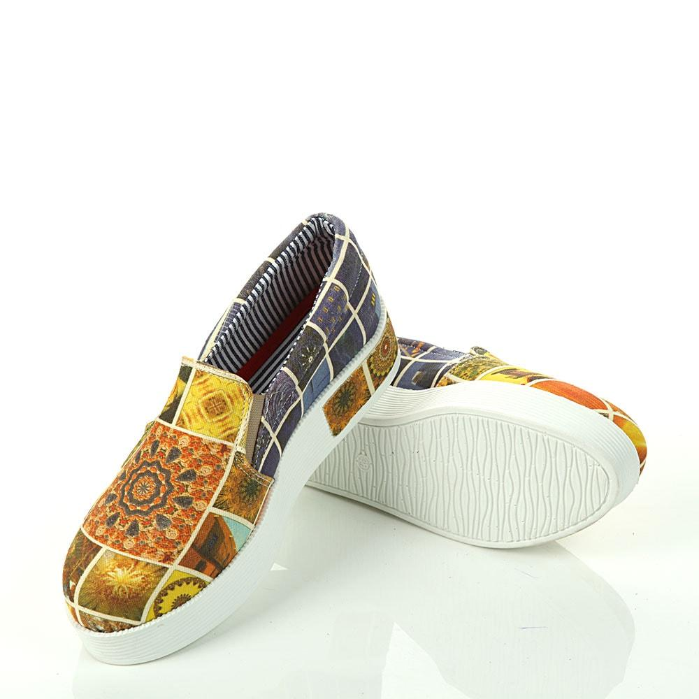 Art Slip on Sneakers Shoes VN4304, Goby, GOBY Slip on Sneakers Shoes