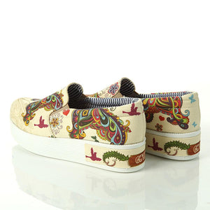 GOBY Butterfly Slip on Sneakers Shoes VN4308