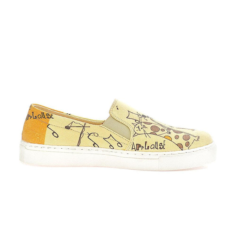 Applause Slip on Sneakers Shoes VN4410 (506281721888)