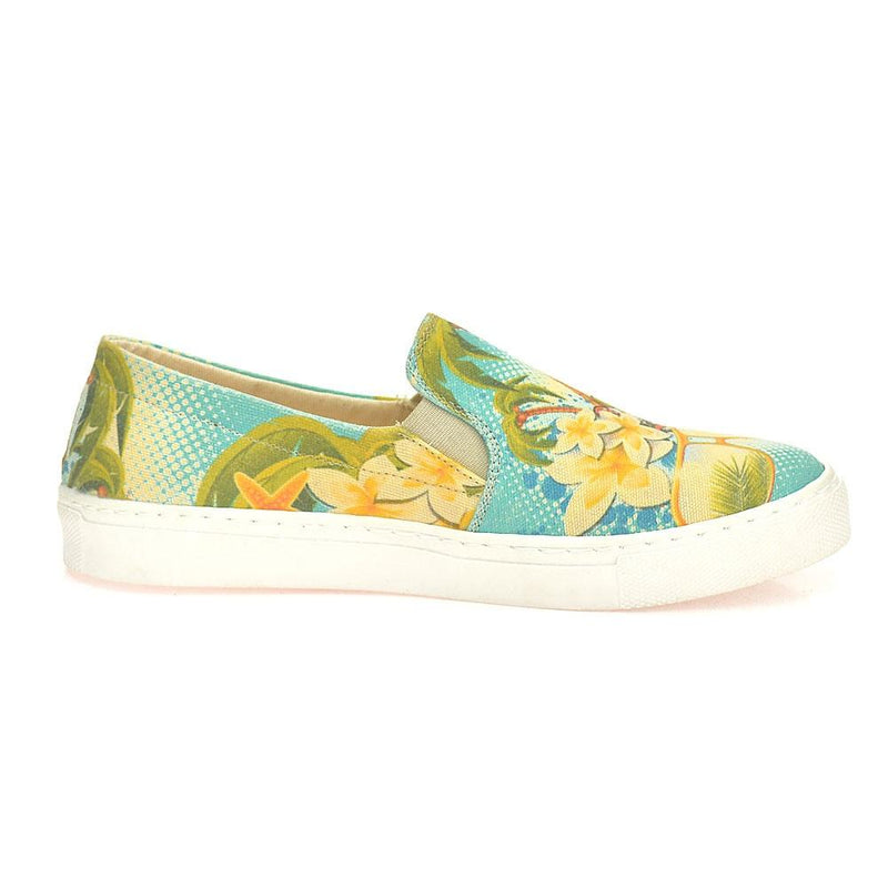 Tropic Island Slip on Sneakers Shoes VN4413 (506282016800)