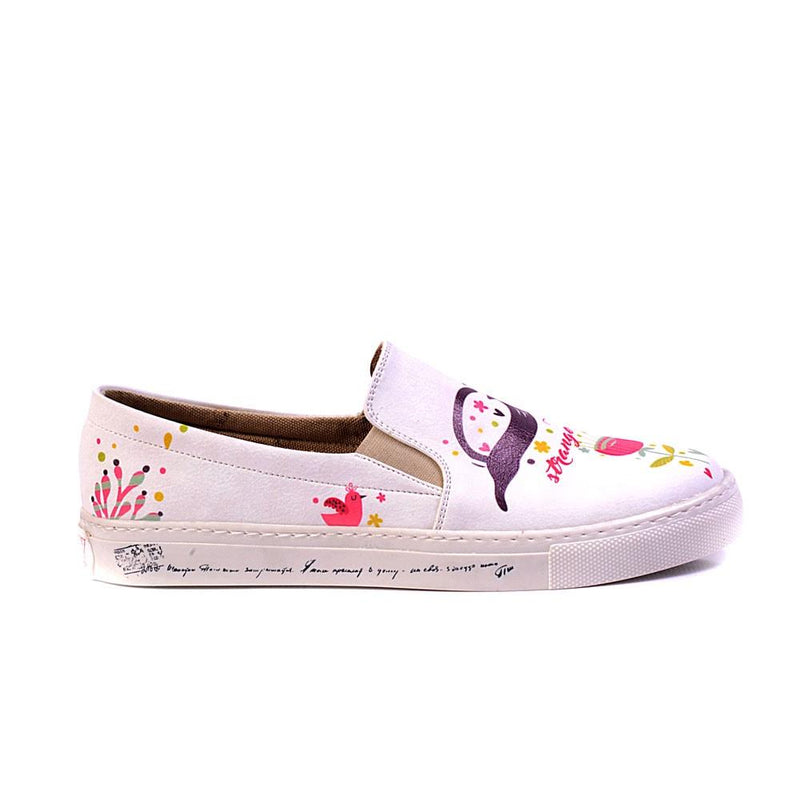 Strange Love Slip on Sneakers Shoes VN4902 (506282344480)