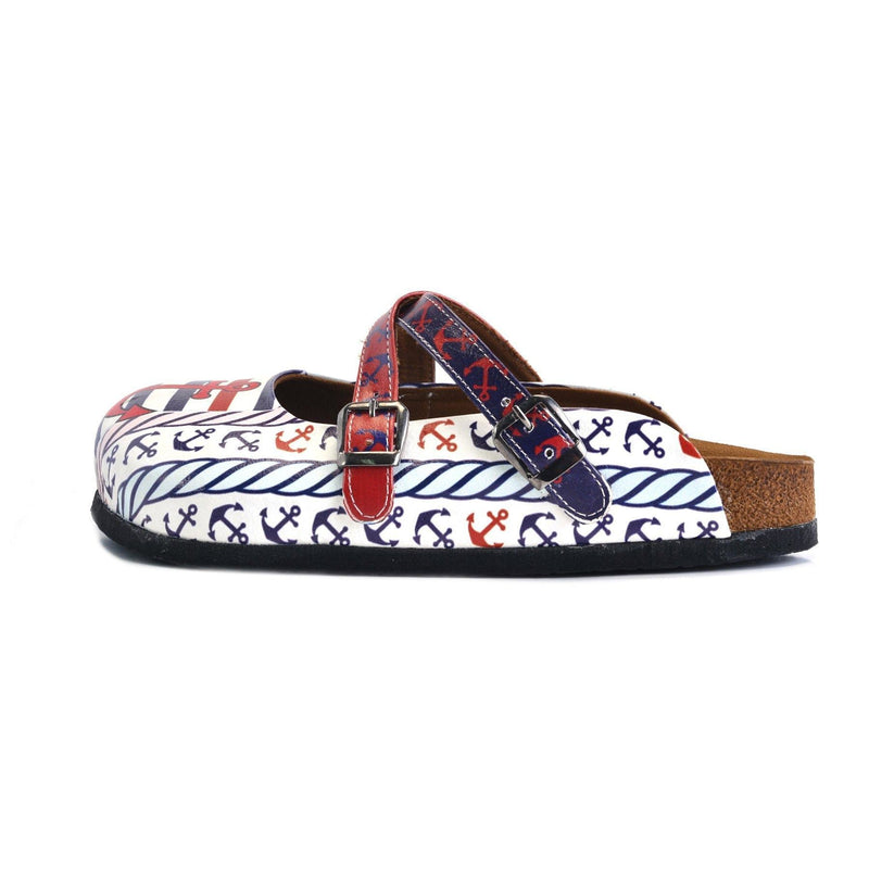 Anchor Clogs WCAL163 (737667186784)
