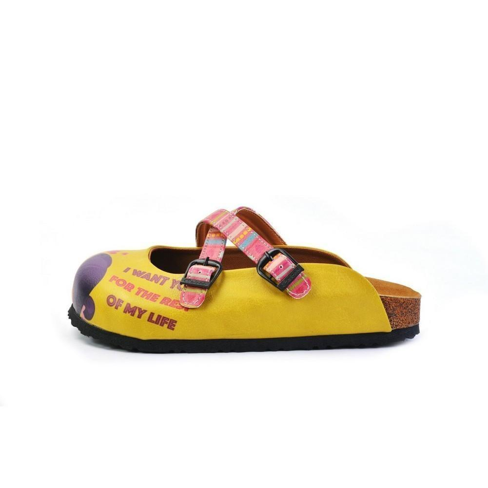 Clogs WCAL170 - Goby CALCEO Clogs