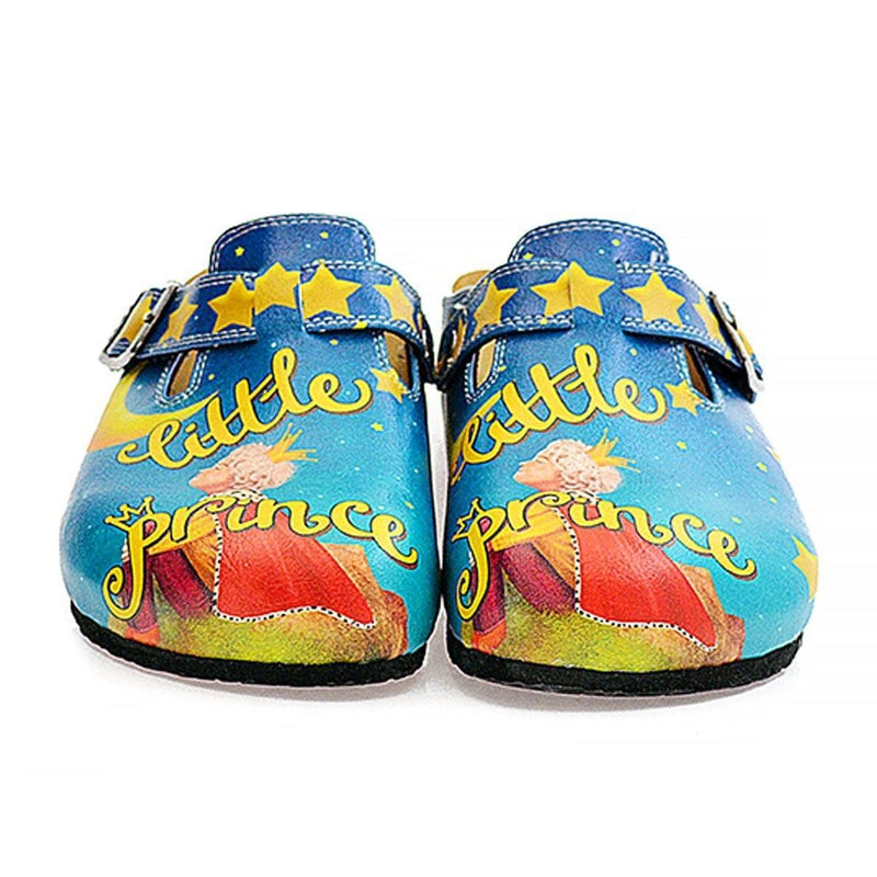 My Little Prince Clogs WCAL324 (737667088480)