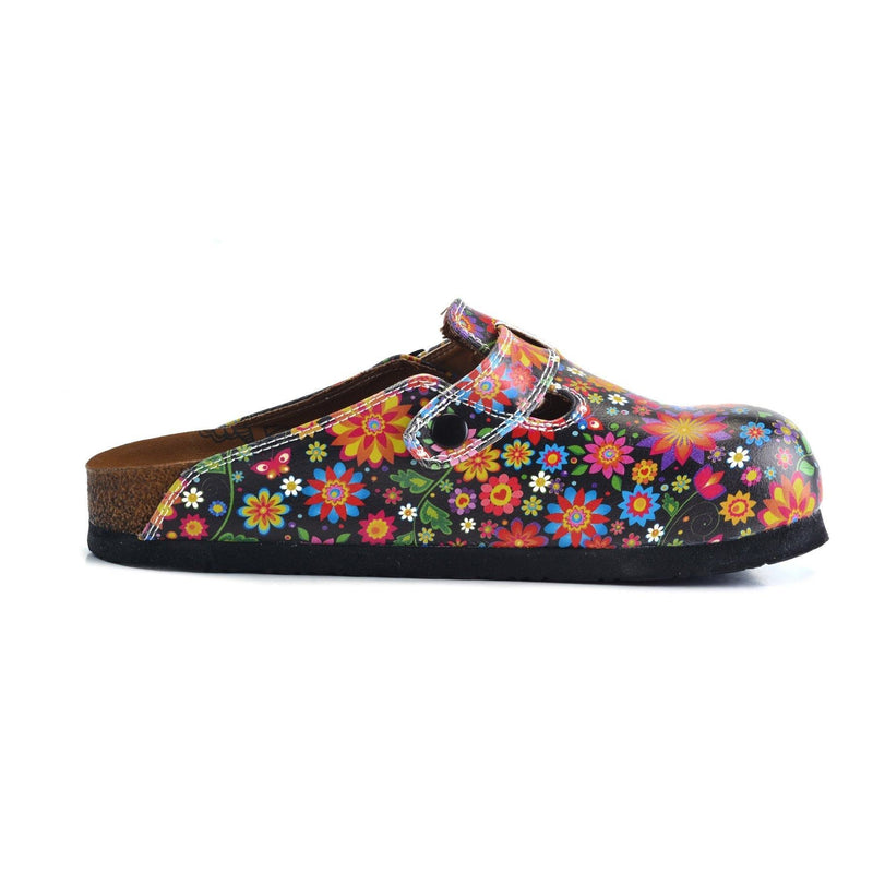 Flower Garden Clogs WCAL357