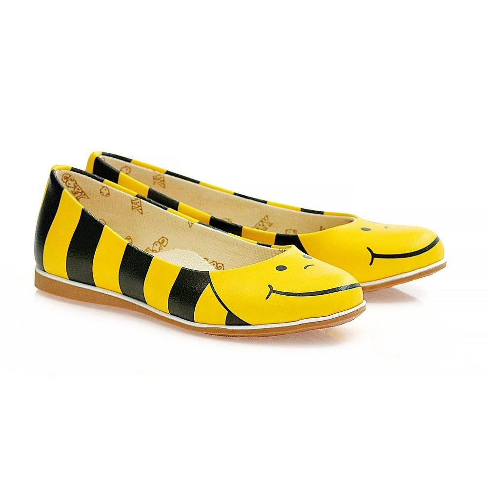Bee Ballerinas Shoes WCOC1101