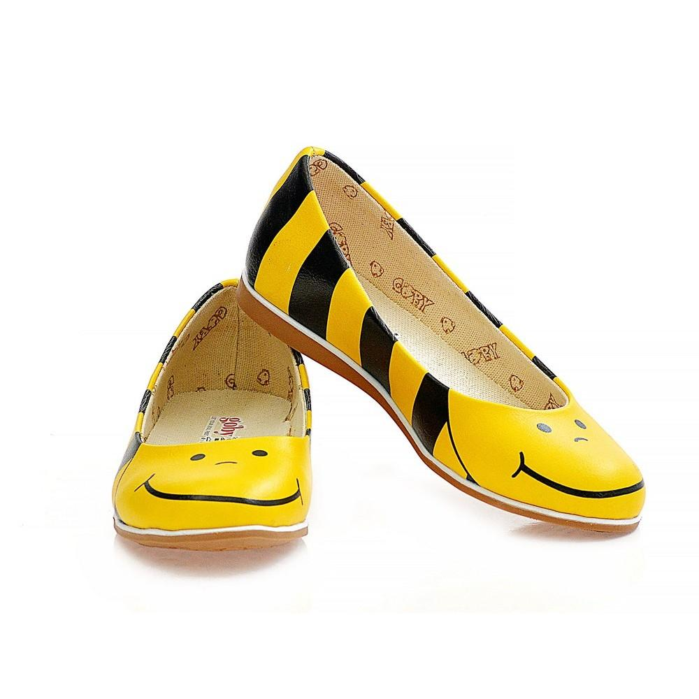 GOBY Bee Ballerinas Shoes WCOC1101