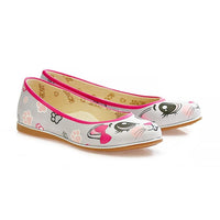Little Cat Ballerinas Shoes WCOC1103