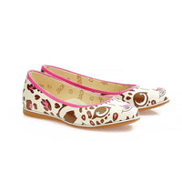 Little Leopar Ballerinas Shoes WCOC1106