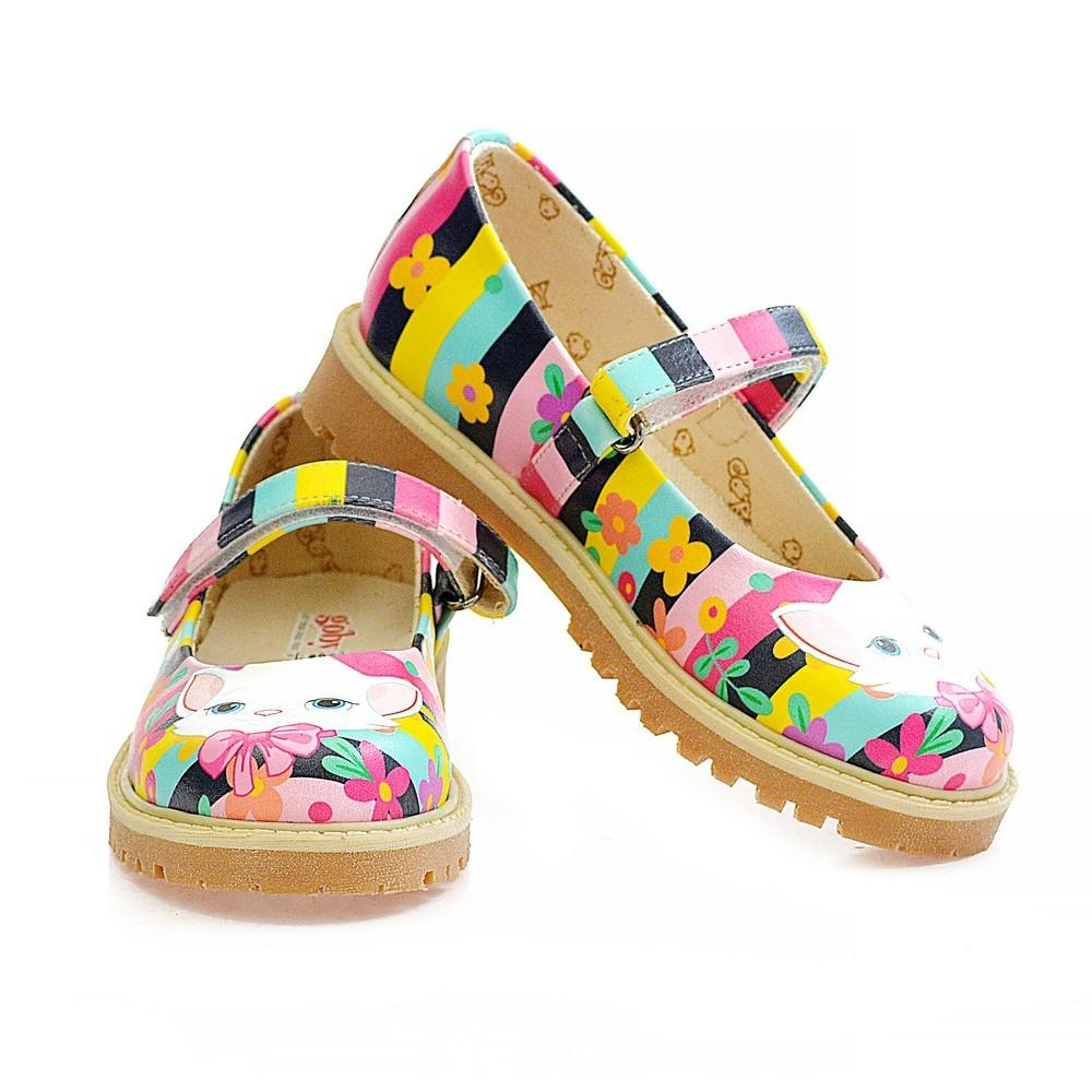 Sweet Cat Ballerinas Shoes WCOC1604