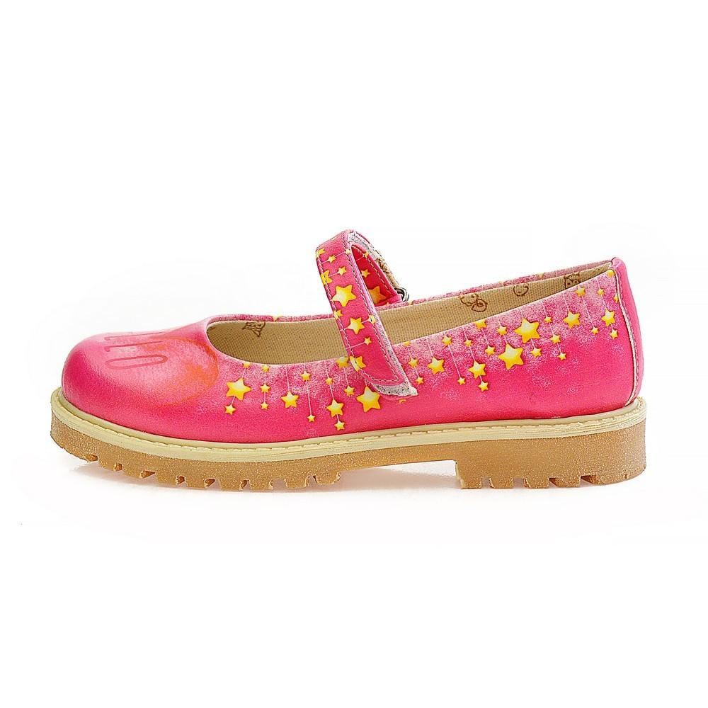 Hello Ballerinas Shoes WCOC1605