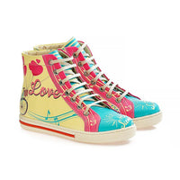 Love Sneaker Boots WCOC2302 (1405819453536)