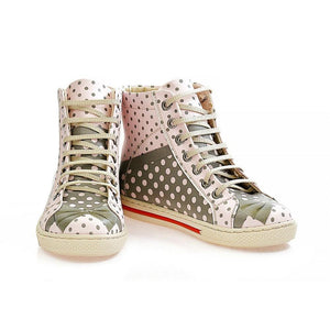 Dots Sneaker Boots WCOC2303