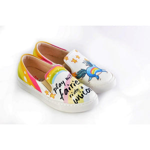 Slip on Sneakers Shoes WCOC4129