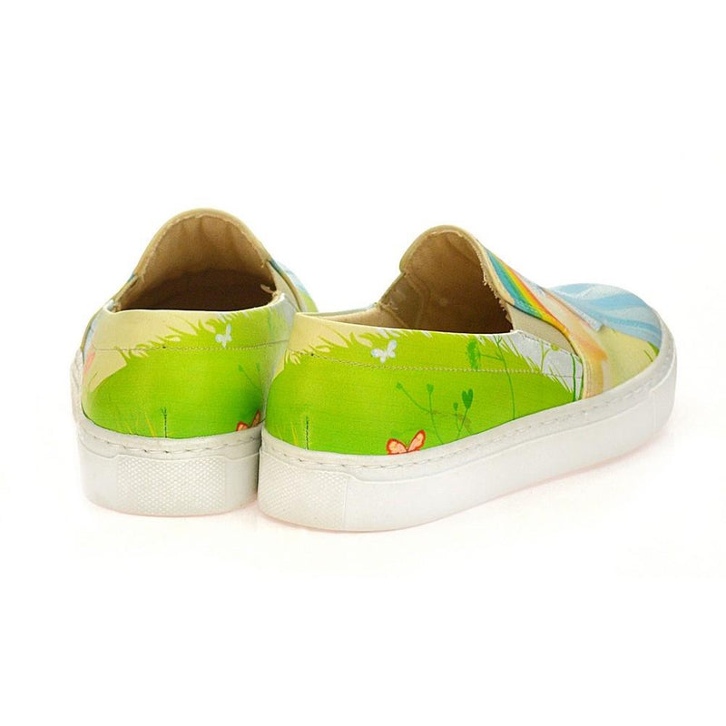 Slip on Sneakers Shoes WCOC4129 (1405820076128)