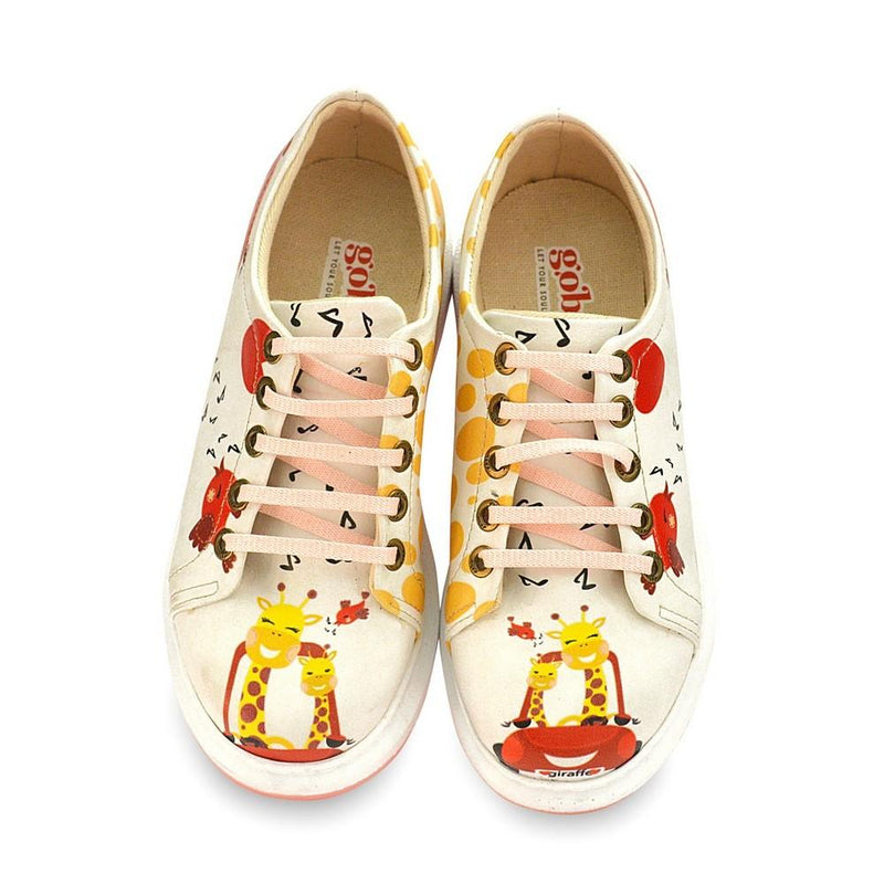 Slip on Sneakers Shoes WCOC503