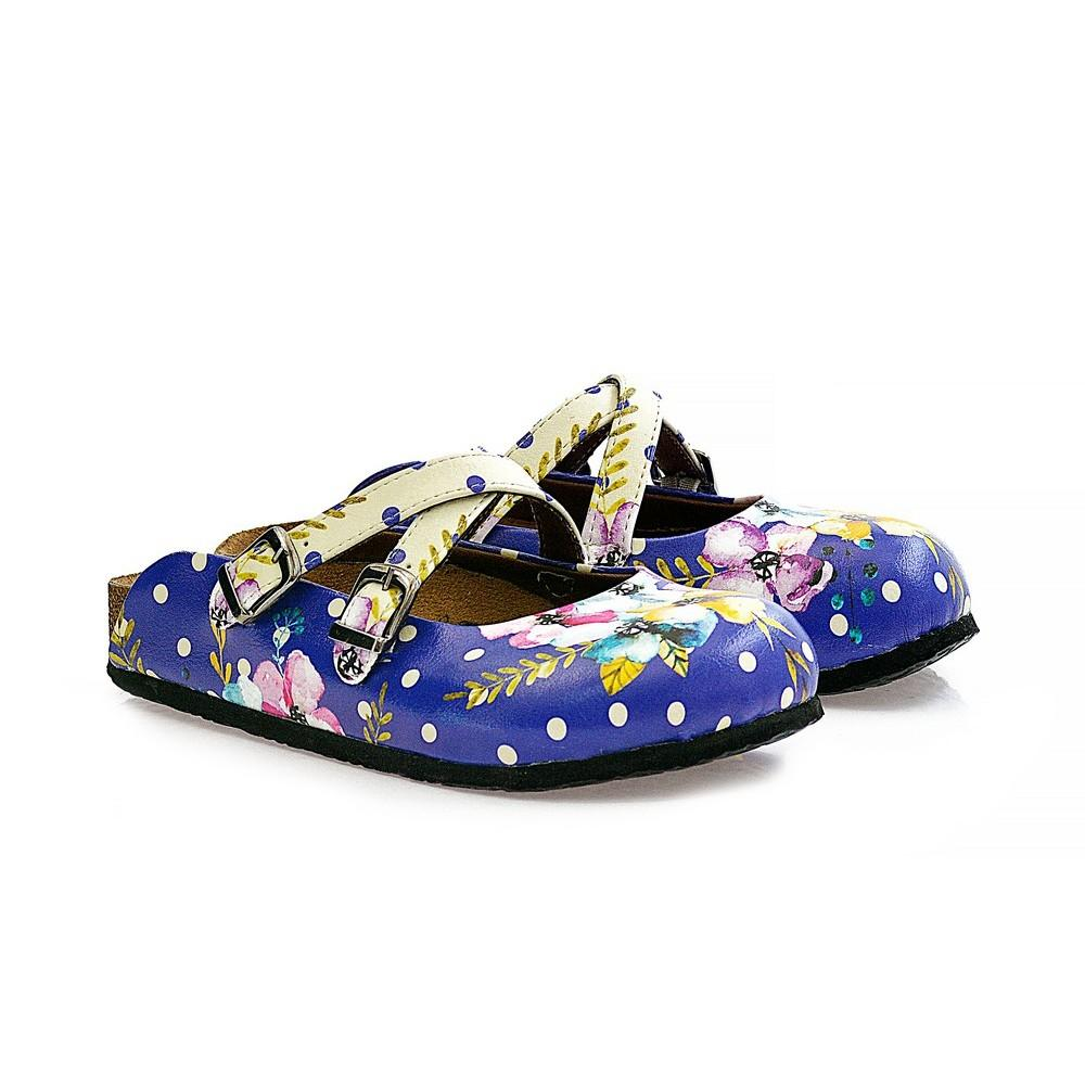 GOBY Soft Comfort Slipper WCOC7007