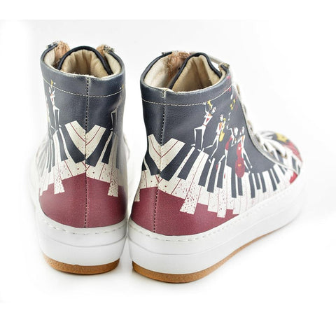 Sneaker Boots WCV2035