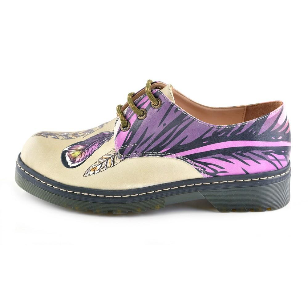 GOBY Oxford Shoes WMAX205