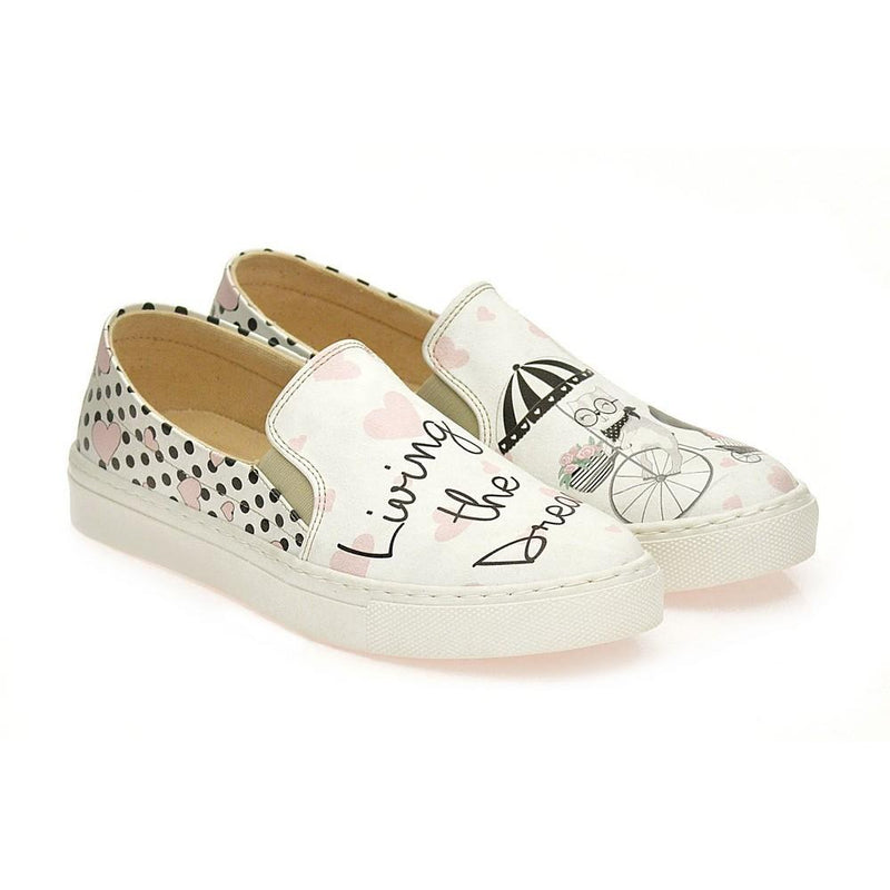 Slip on Sneakers Shoes WVN4044