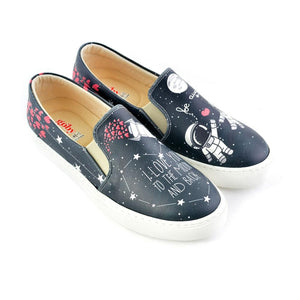 GOBY Slip on Sneakers Shoes WVN4046