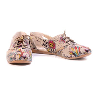 Pattern Ballerinas Shoes YAB101 (1421236437088)