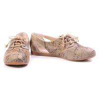 Map Ballerinas Shoes YAB108 (1421237125216)