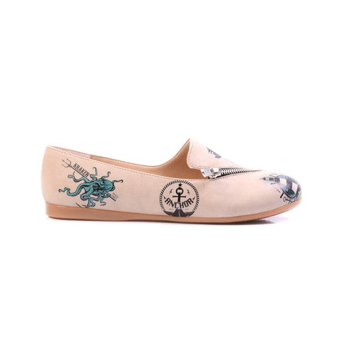 GOBY Pirates Ballerinas Shoes YAB303