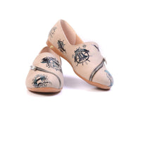 Pirates Ballerinas Shoes YAB303 (1421237977184)