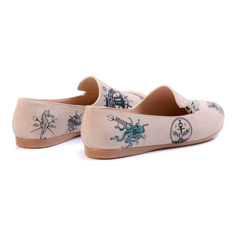 Pirates Ballerinas Shoes YAB303