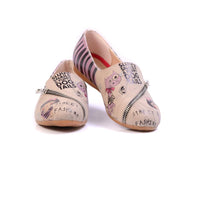 Street Fashion Ballerinas Shoes YAB306 (1421238370400)