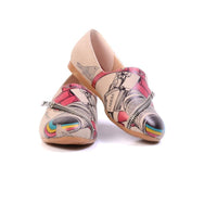 Life is Like a Camera Ballerinas Shoes YAB309 (1421238698080)