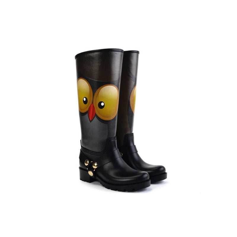 Eye of Bird Long Rain Boots YB207 (1332766703712)