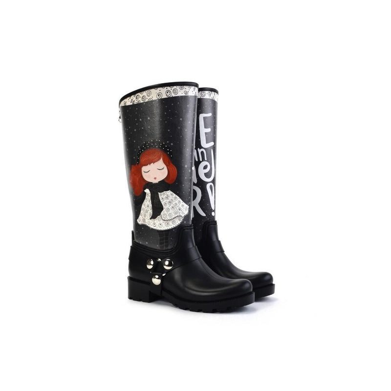 Love is in the Air Long Rain Boots YB211 (1332766900320)