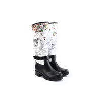 Always and Forever Long Rain Boots YB301