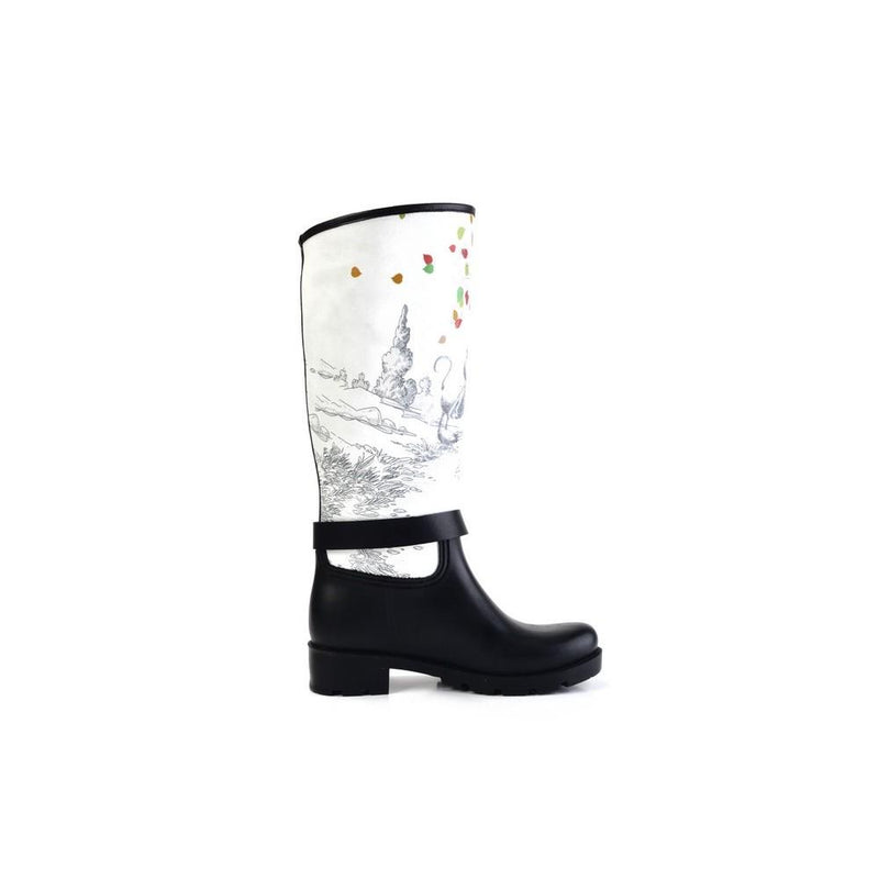 Always and Forever Long Rain Boots YB301 (1332767162464)